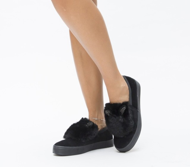 pantofi-casual-bunny-negri~8467424
